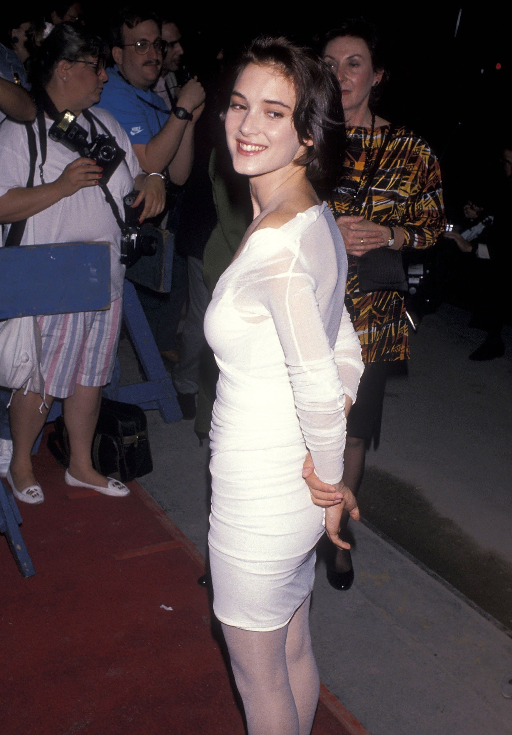 Winona ryder great balls of fire premiere