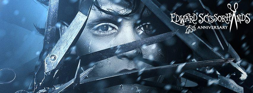 Pre-Order the 'Edward Scissorhands' 25th anniversary Blu-ray