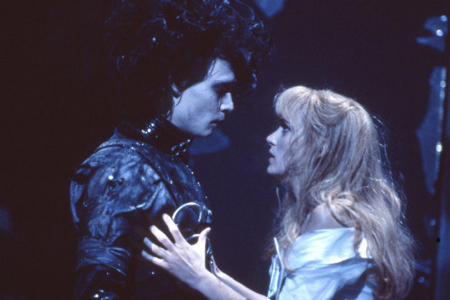 "A look back at ""Edward Scissorhands"" 25 years after its release"