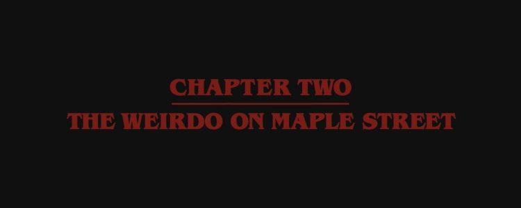 "The Weirdo on Maple Street – ""Stranger Things"" Screencaptures"