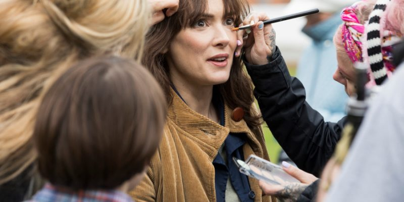 'Stranger Things' Behind the Scenes Images