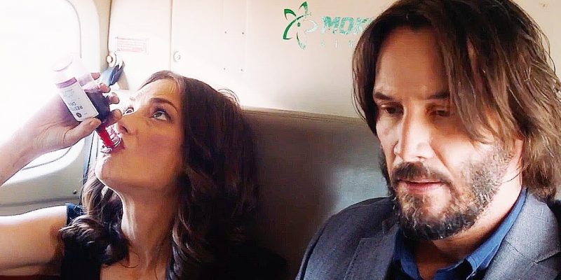 Winona Ryder might have married Keanu Reeves for real on the set of Dracula